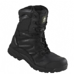 Rockfall Titanium (Possibly Europe's Strongest Lightest Safety Boot) Waterproof Metal Free S3 SRC  (Sizes 3 - 14)